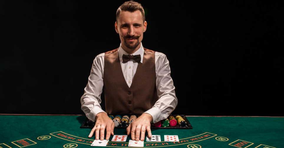 Casino-Mitarbeiter