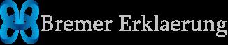 Bremer Erklaerung